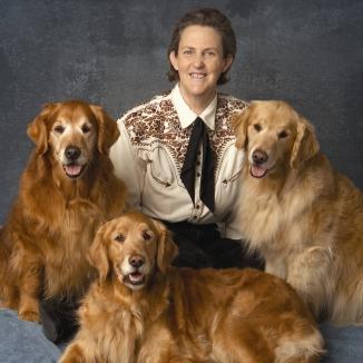 Temple Grandin et sa meute